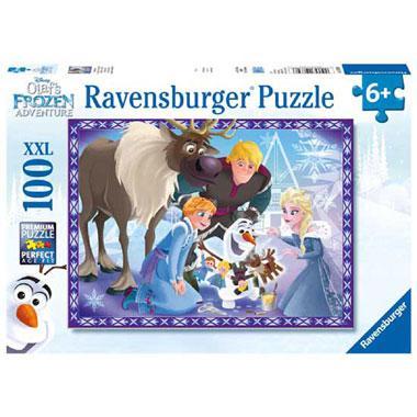 Ravensburger Disney Frozen XXL puzzel Olafs bevroren avontuur 10