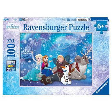 Ravensburger Disney Frozen puzzel IJsmagie XXL 100 stukjes 100 s