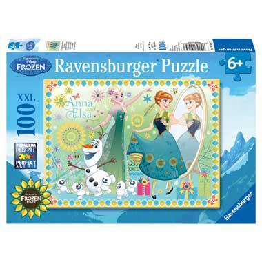 Ravensburger Disney Frozen Puzzel Fever 100 stukje