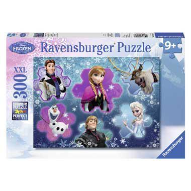 Ravensburger Disney Frozen panorama XXL puzzel 300 stukjes vanaf