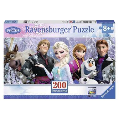 Ravensburger Disney Frozen puzzel XXL 200 stukjes vanaf 8 jaar