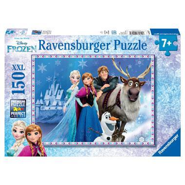 Ravensburger Disney Frozen puzzel Bij het kasteel XXL 150 stukje