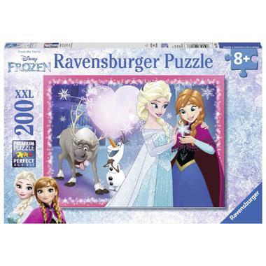 Ravensburger Disney Frozen puzzel Zusterliefde 200 stukjes vanaf