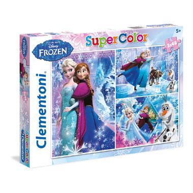 Clementoni Disney Frozen puzzel vanaf 5 jaar