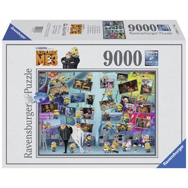 Ravensburger Verschrikkelijke Ikke puzzel Grappige Minions