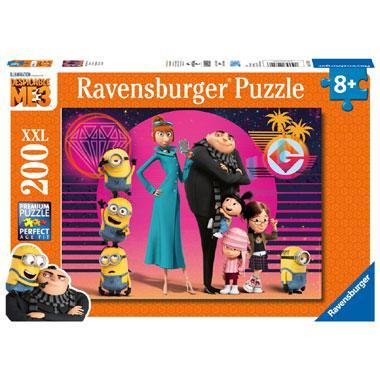Ravensburger puzzel Verschrikkelijke Ikke Allemaal Samen 200 stu