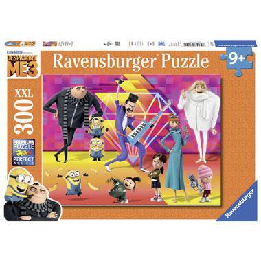 Ravensburger Verschrikkelijke Ikke XXL puzzel 300 stukjes