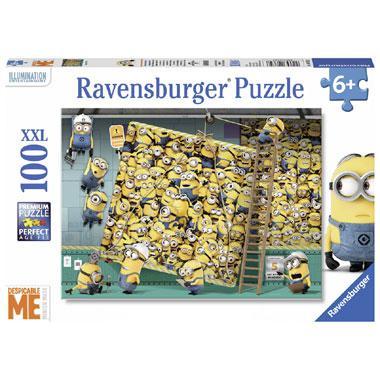 Ravensburger XXL puzzel Verschrikkelijke Ikke 100 stukjes