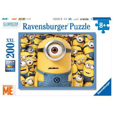 Ravensburger Verschrikkelijke Ikke puzzel XXL 200 stukjes 200 st