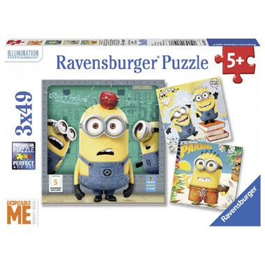 Ravensburger Verschrikkelijke Ikke puzzel