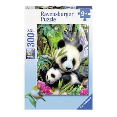 Ravensburger puzzel Lieve Panda 300 stukjes 300 stukjes vanaf 9