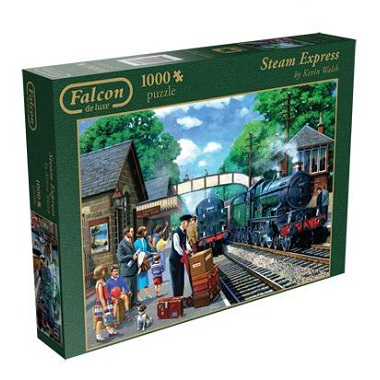 Jumbo Falcon Steam Express puzzel 1000 stukjes