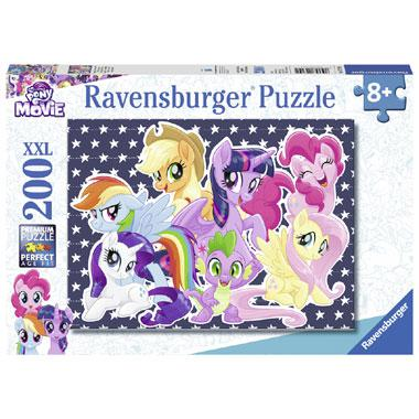 Ravensburger My Little Pony XXL puzzel magische vriendschap 200