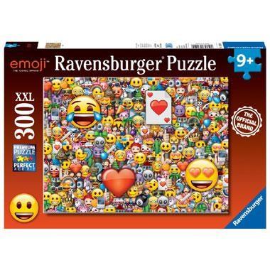 Ravensburger XXL puzzel emoji  stukjes voor peuters