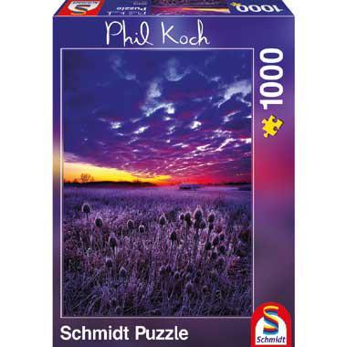 Schmidt Puzzel Zonsopgang 1000 stukjes