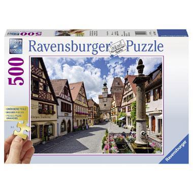 Ravensburger Rothenburg puzzel Duitsland 500