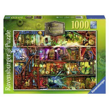 Ravensburger puzzel Fantastic Voyage 1000 stukjes