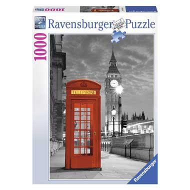 Ravensburger puzzel Londen