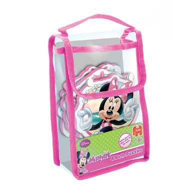 Jumbo badpuzzelset Minnie Mouse