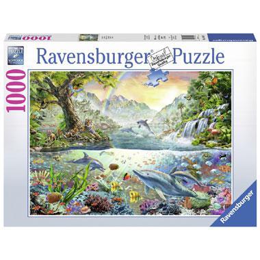 Ravensburger puzzel Het Paradijs