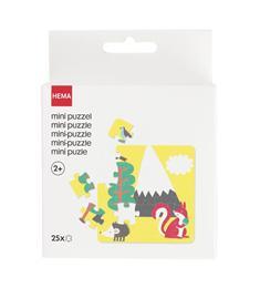 HEMA Mini Puzzel 25 stukjes vanaf 2 jaar