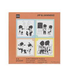 HEMA Puzzel Jip en Janneke voor peuters