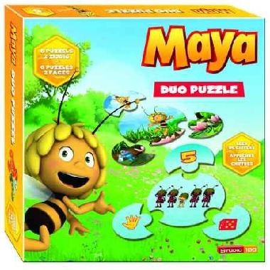Studio 100 puzzel Maya de Bij vanaf 3 jaar