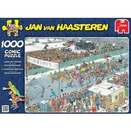 Jumbo Jan van Haasteren Elfstedentocht 1000 stukjes