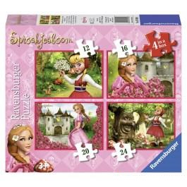 Ravensburger puzzelset Efteling sprookjesboom 24 stukjes vanaf 3