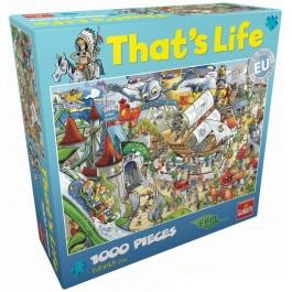 Puzzel That 1000 stukjes