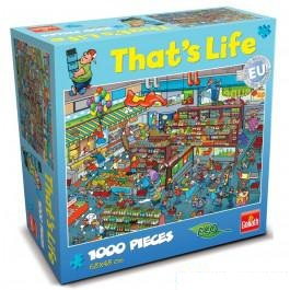 Goliath Thats Life Puzzel Pretpark 1000 stukjes