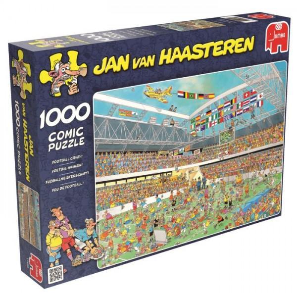 Jan van Haasteren Voetbal  stukjes voor peuters